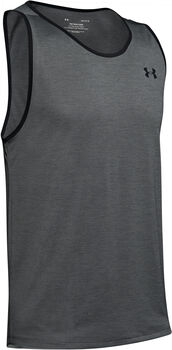 Under Armour Tech™ 2.0 Tanktop Herren grau