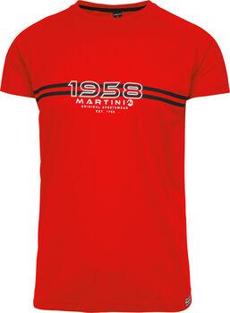 MARTINI Why Not T-Shirt Herren rot