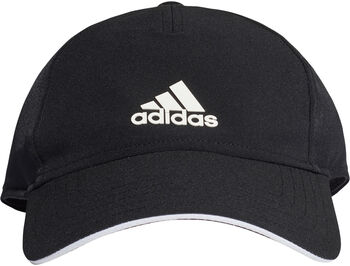 ADIDAS Aeroready Baseball Kappe schwarz