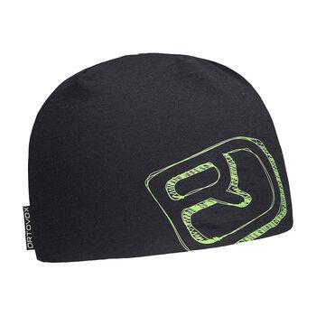 ORTOVOX 145 Ultra Mütze schwarz