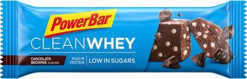 PowerBar  Clean Whey Riegel braun