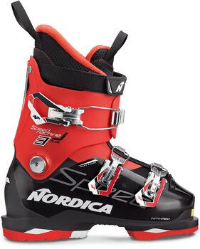 Nordica Speedmachine J3 Plus Skischuhe schwarz