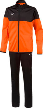 Puma Trainingsanzug Poly Suit Ftbplay Jungen orange