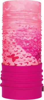 Buff Polar Butterfly Pink Multifunktionstuch