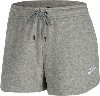 Nike Sportswear Essntl Shorts Damen grau