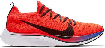 Nike Vaporfly 4% Flyknit Laufschuhe rot