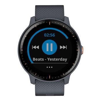 Garmin vivoactive 3 Music GPS-Multisport-Smartwatch blau