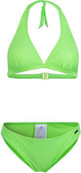 FIREFLY Neckholder Bikini Dela Damen grün