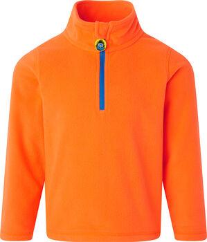 McKINLEY Tibo II Fleece Langarmshirt orange