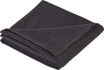 ITS Serviette Microfaser Handtuch schwarz
