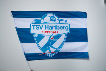 NOBRAND TSV Hartberg Fahne Herren cremefarben
