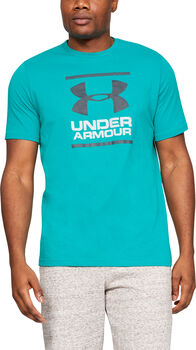 Under Armour GL Foundation T-Shirt Herren grün