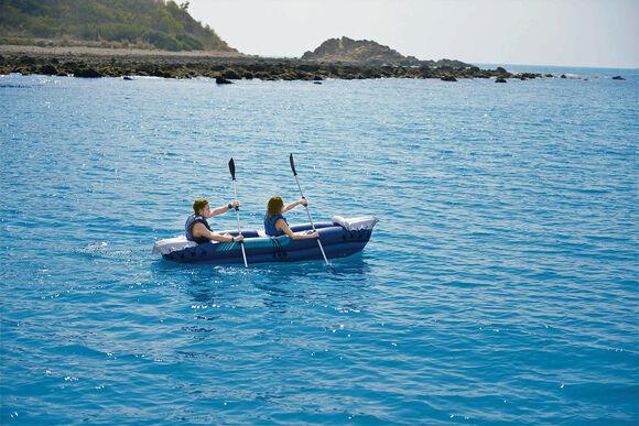Kanu aufblasbar für 2 Personen