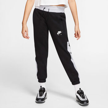 Nike Sportswear Air Jogginghose schwarz