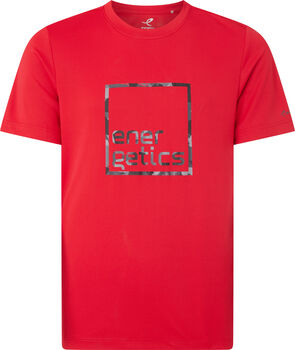 ENERGETICS Julius T-Shirt Jungen rot