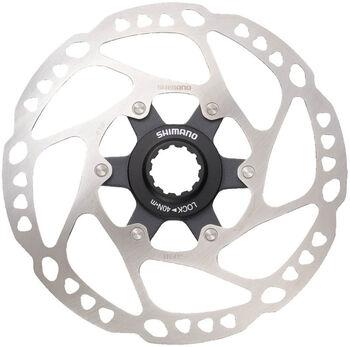 Shimano Rotor 180mm Centerlock Bremsscheibe weiß