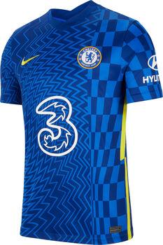 Nike Chelsea FC Stadium Home Fußballtrikot blau