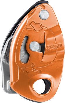 Petzl GriGri Sicherungsgerät für Einfachseile rot