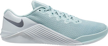 Nike Metcon 5 Fitnessschuhe Damen grün