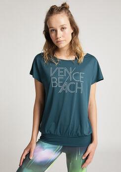 VENICE BEACH Mia T-Shirt Damen blau