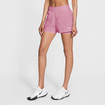 Nike Court Dri-FIT Victory Shorts Damen pink