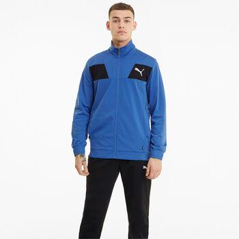 Puma Techstripe Trainingsanzug Herren blau