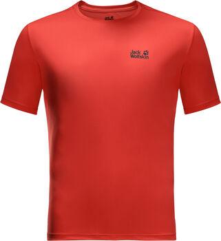 Jack Wolfskin Tech T-Shirt Herren rot