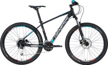 "GENESIS Solution 4.9 Mountainbike 27.5"" Damen schwarz"