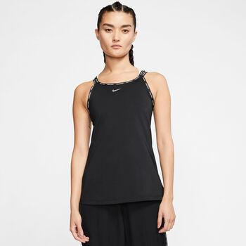 Nike Pro Elastika Tanktop Damen schwarz