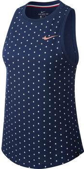Nike FFF Frankreich Tanktop Damen blau