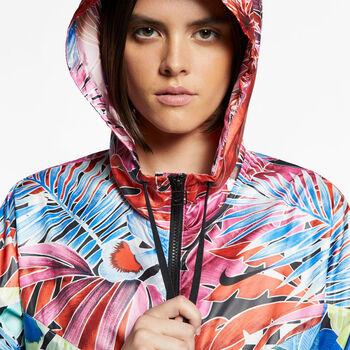 Nike Nsw Hyp Fm Jkt Wvn Damen pink