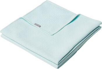 ENERGETICS Yoga Towel Mikrofaserhandtuch blau