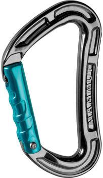 MAMMUT Bionic Key Lock Karabiner weiß