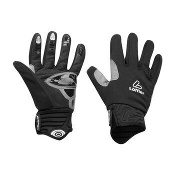 LÖFFLER Handschuhe schwarz