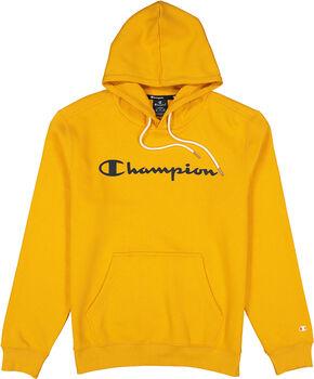 Champion Hoodie Herren orange