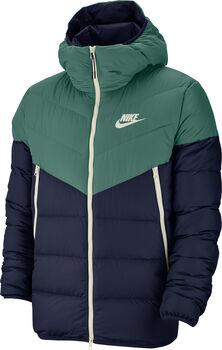 Nike Sportswear Windrunner Daunenjacke Herren grün