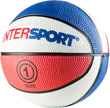 INTERSPORT Minibasketball rot
