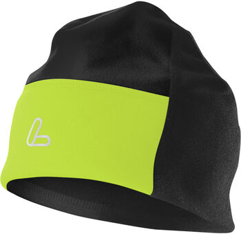 LÖFFLER Windstopper®-Fleece Mütze  grün