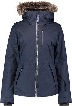 O'Neill Pw Vauxite Snowboardjacke mit Kapuze Damen blau