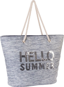 FIREFLY Hello Summer Badetasche blau