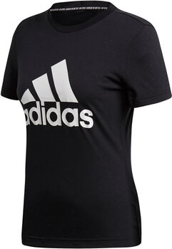 ADIDAS MH BOS T-Shirt Damen schwarz