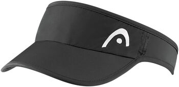Head Pro Player Visor Kappe schwarz