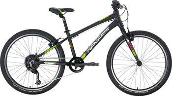 """GENESIS Evolution JR24 Lite Mountainbike 24"""" schwarz"""