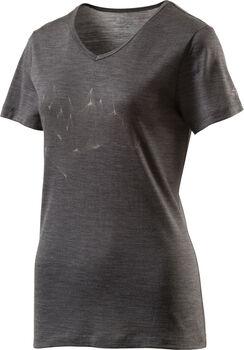 McKINLEY Korrum T-Shirt Damen grau