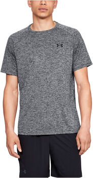 Under Armour Tech SS Tee T-Shirt Herren grau