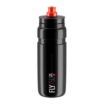 Elite Fly MTB Trinkflasche schwarz