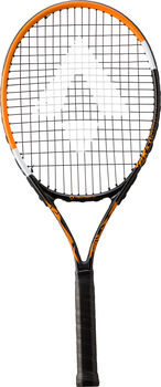 TECNOPRO BASH 25 Tennisschläger schwarz