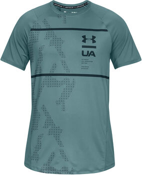 Under Armour MK1 T-Shirt Herren blau