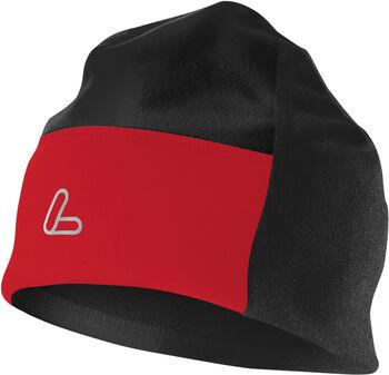 LÖFFLER WINDSTOPPER®-Fleece Mütze  rot
