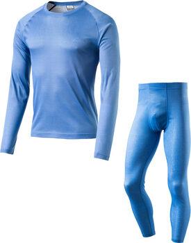 McKINLEY Yahto/Yaal Unterwäschenset Herren blau